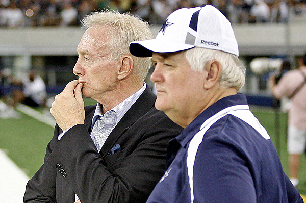 WADE PHILLIPS Fired!!